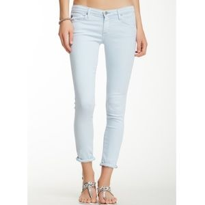 AG Adriano Goldschmied Jeans The Legging Ankle 27R